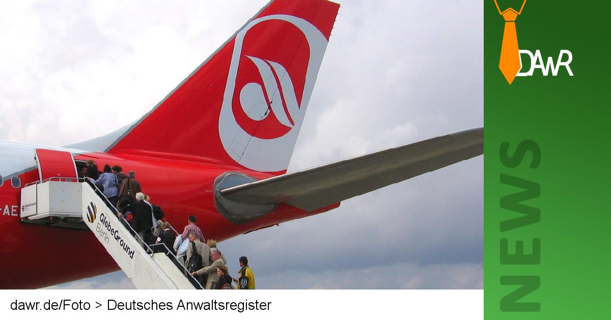 Air Berlin Adresse