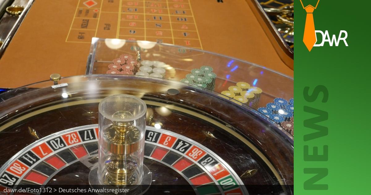 Anwalt Für Online Casino