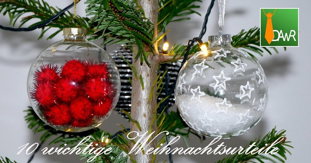 DAWR > Keine Weihnachtsgeschenke vom Vater - Gericht entzieht Vater ...